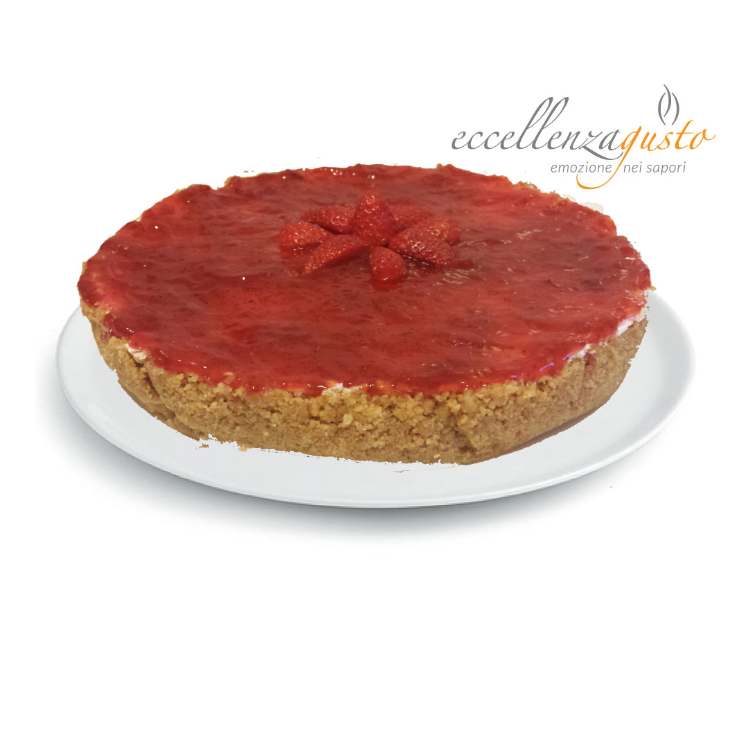 cheesecake alle fragole eccellenzagusto
