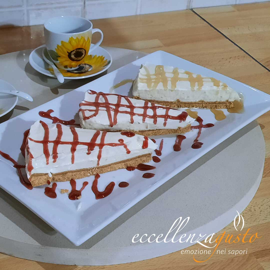 Cheesecake allo yogurt - eccellenzagusto