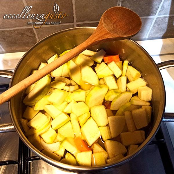 spezzatino in umido con verdure eccellenzagusto