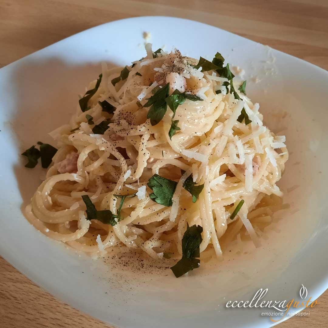 spaghetti alla carbonara eccellenzagusto